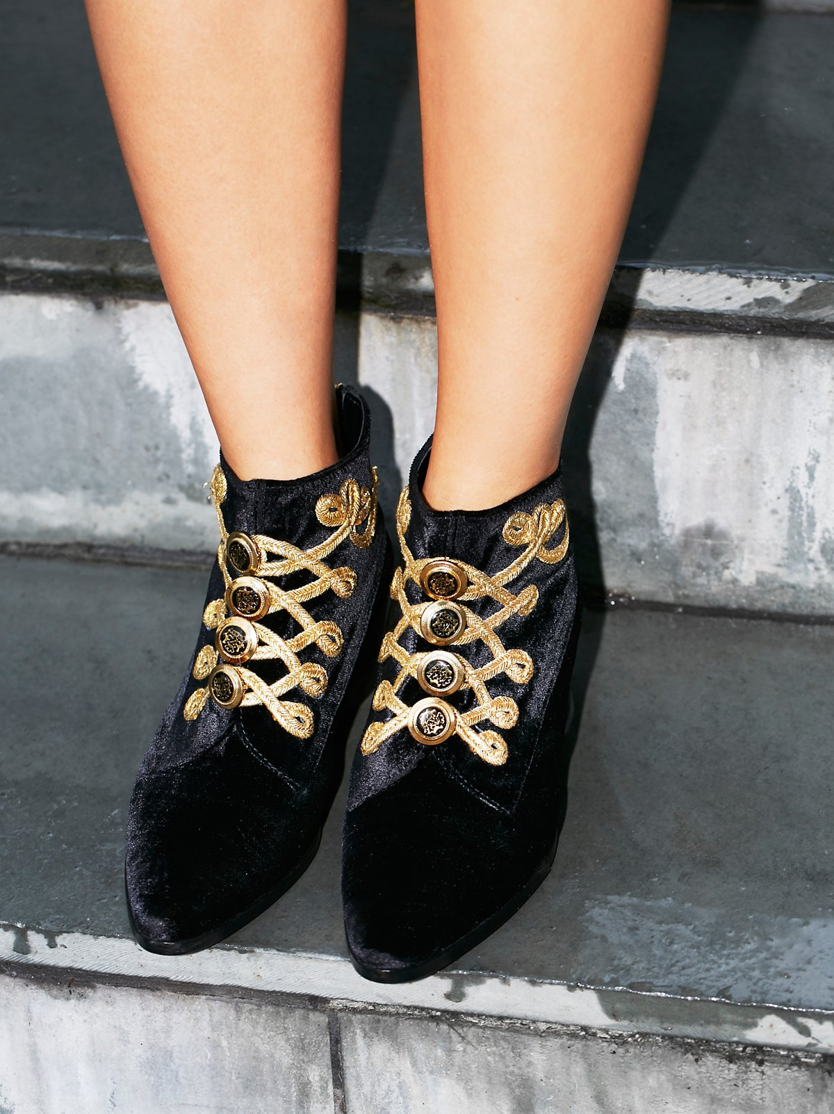 Battalion Ankle Boot