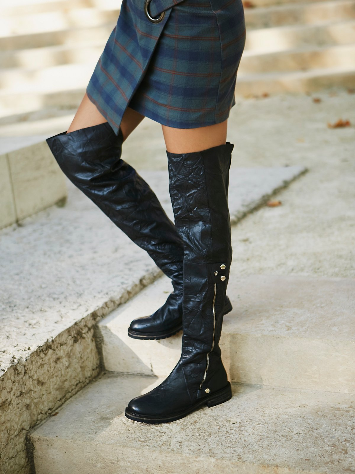 FP Collection Braxton Tall Boot at Free People Clothing Boutique