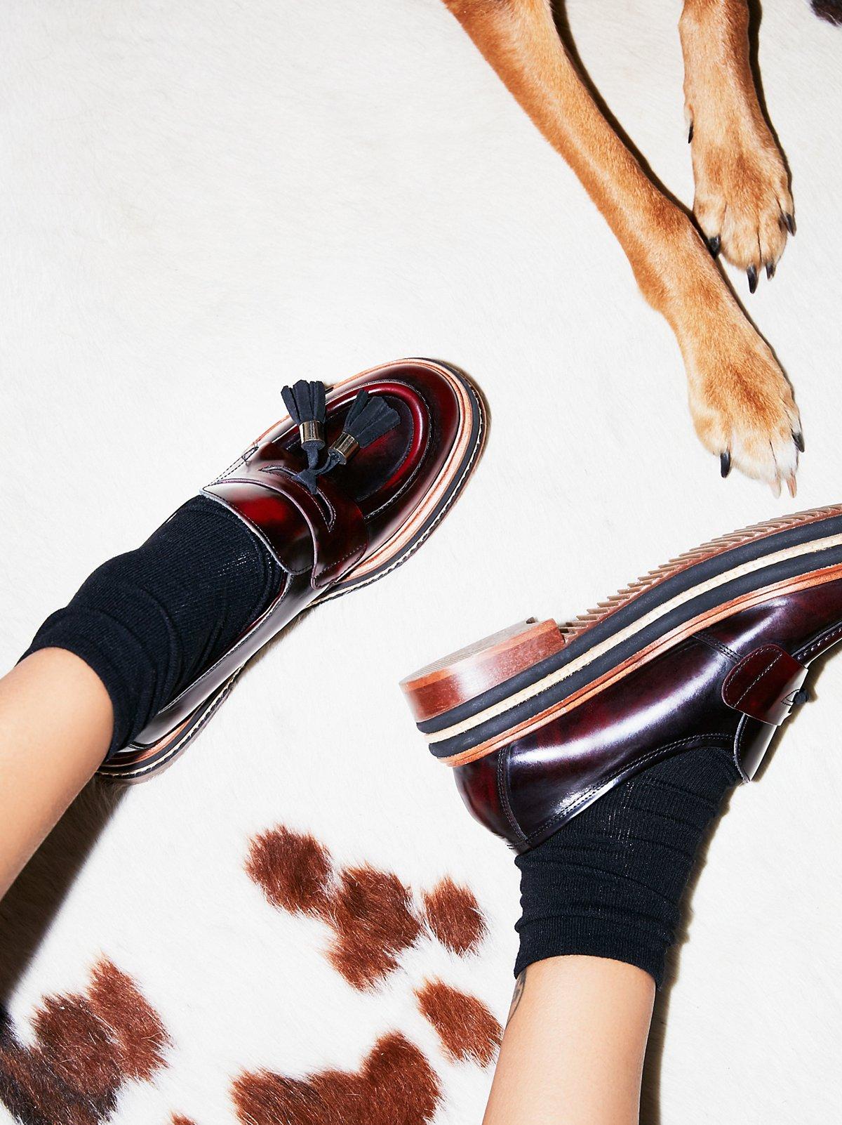 Shellys Platform Loafer