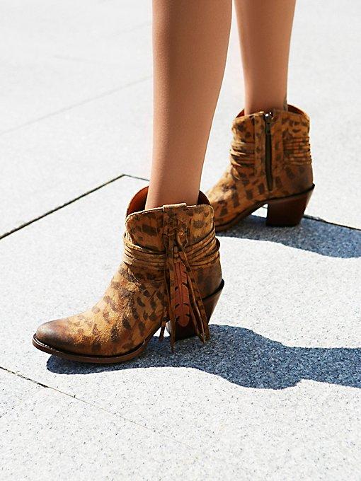 Product Image: Cross Plains西部靴