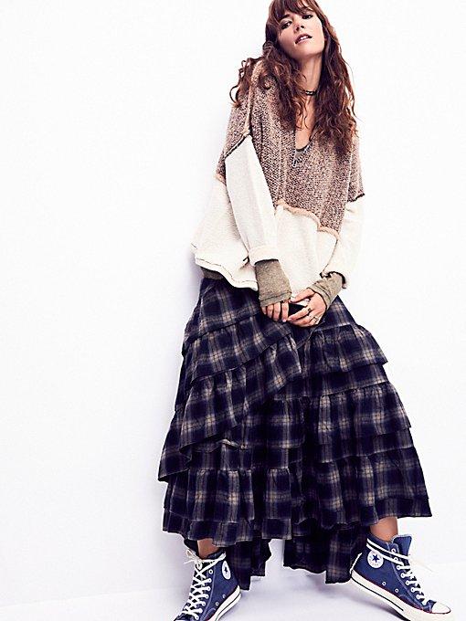 Product Image: Enya Plaid Skirt