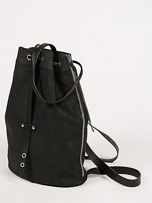 Product Image: Joni Leather Backpack