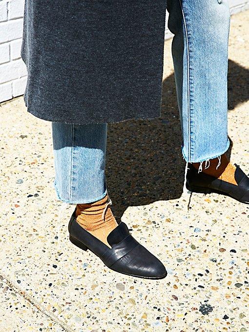 Product Image: Tux男士风平底懒人鞋