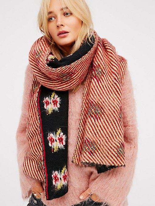 Product Image: Woodside Bloom Brushed Scarf