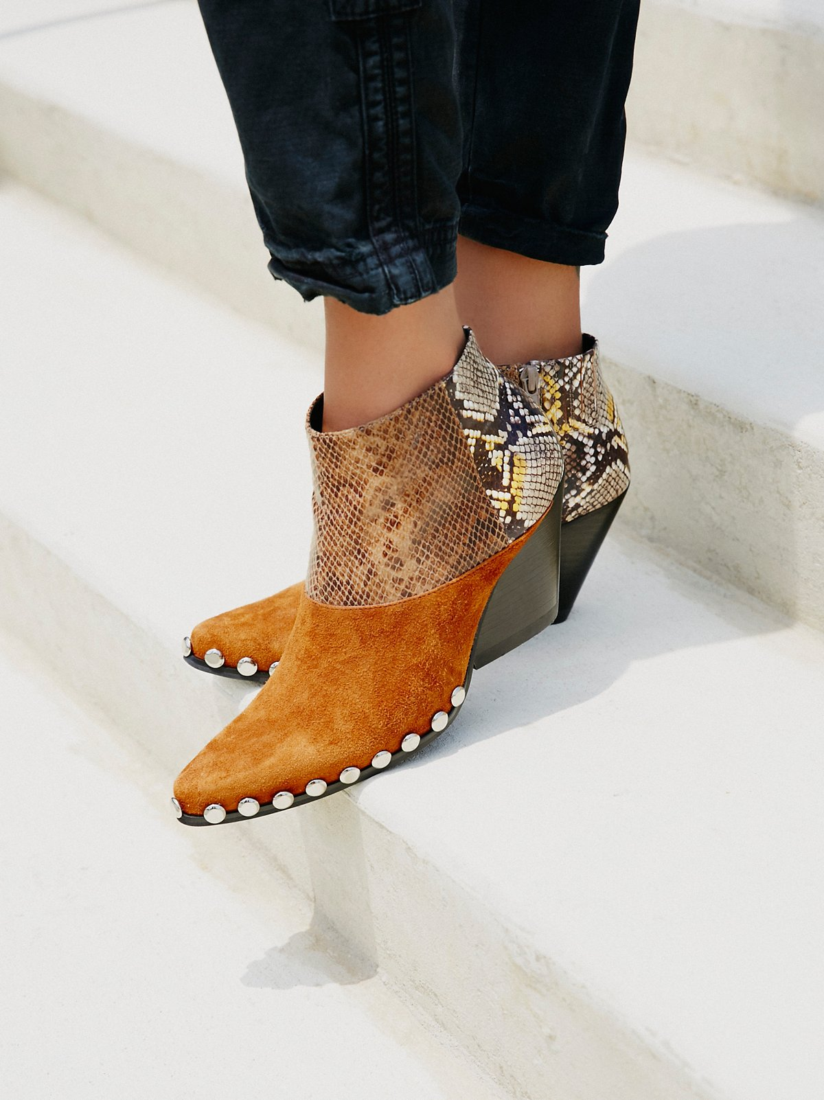 Deville Western Boot