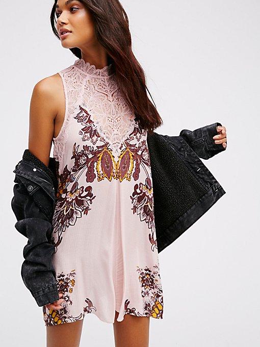 Product Image: Marsha印花衬裙