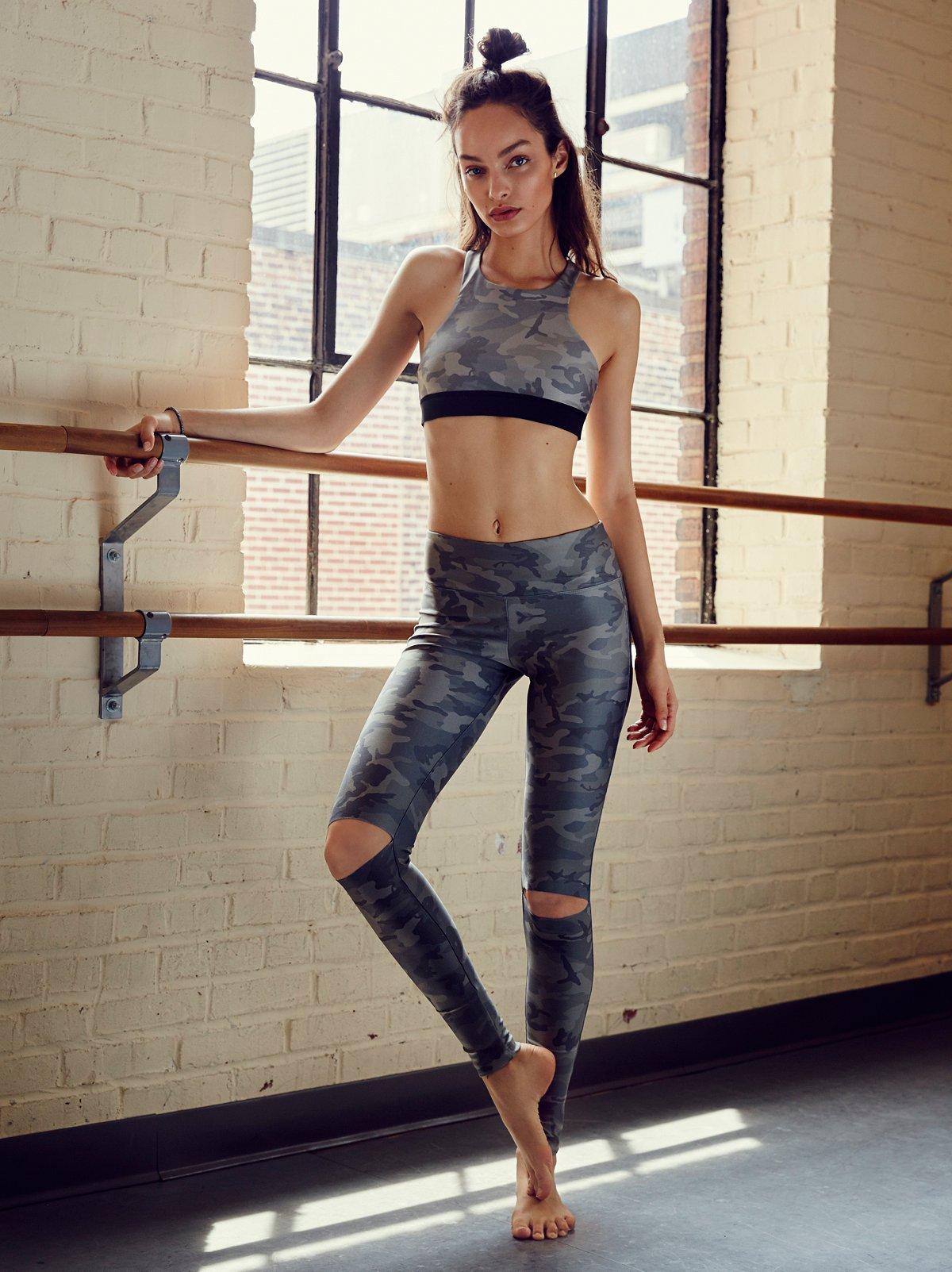 Printed Lysa Legging