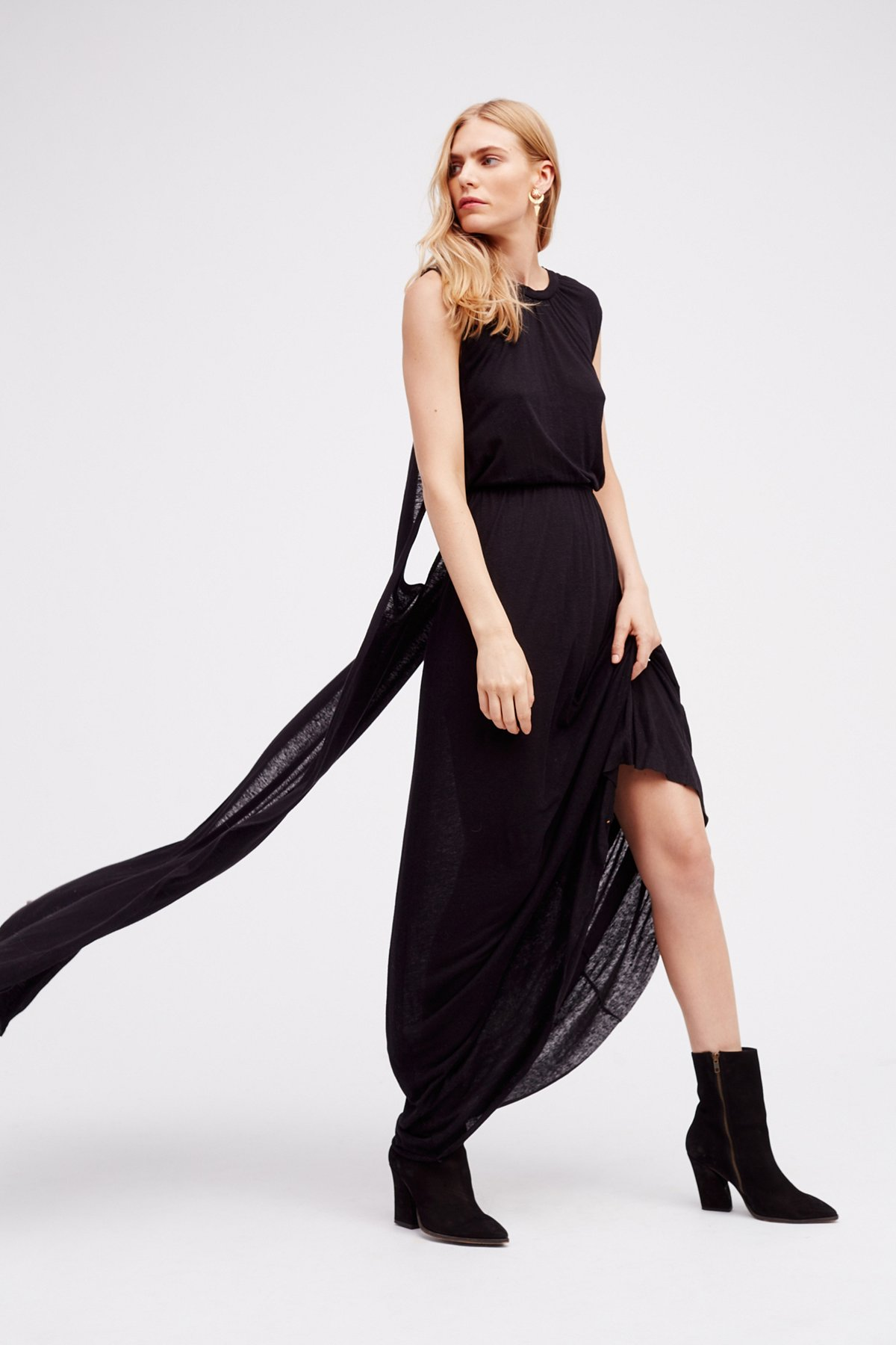 Dreamgirl及踝连衣裙