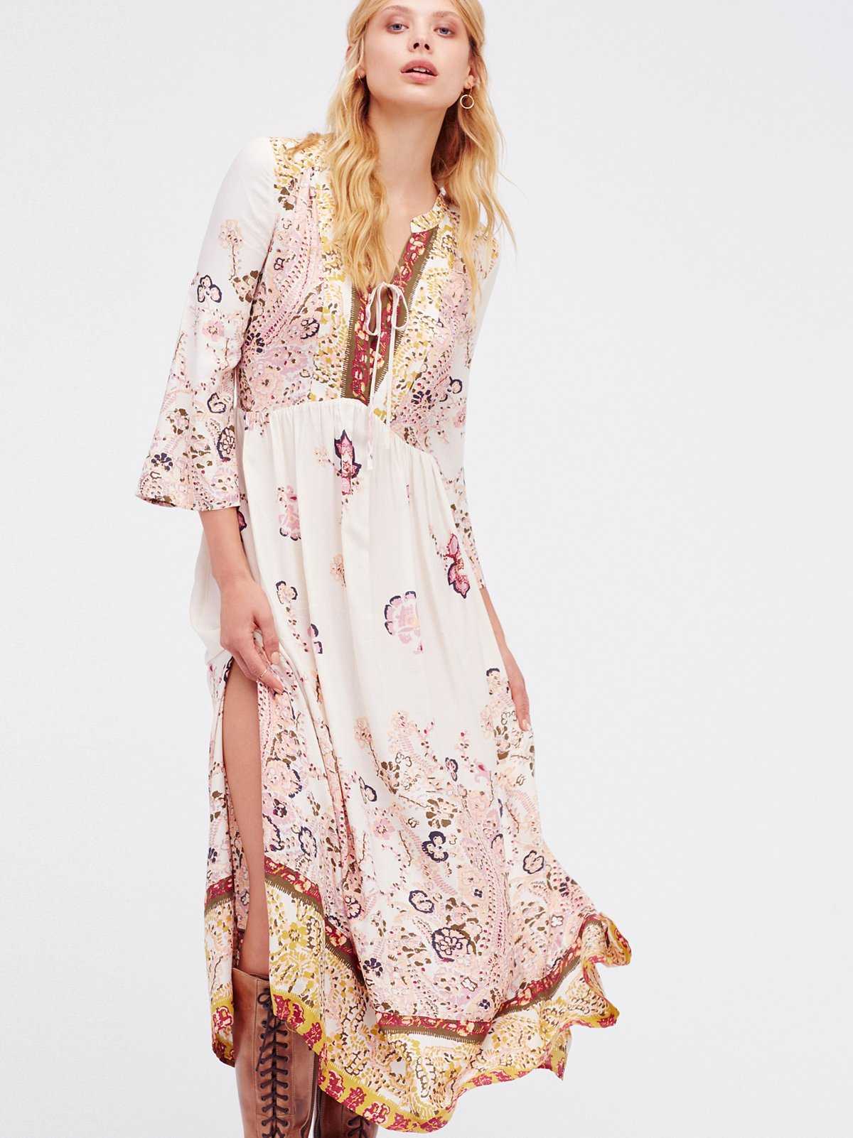 If You Only Knew Maxi Dress