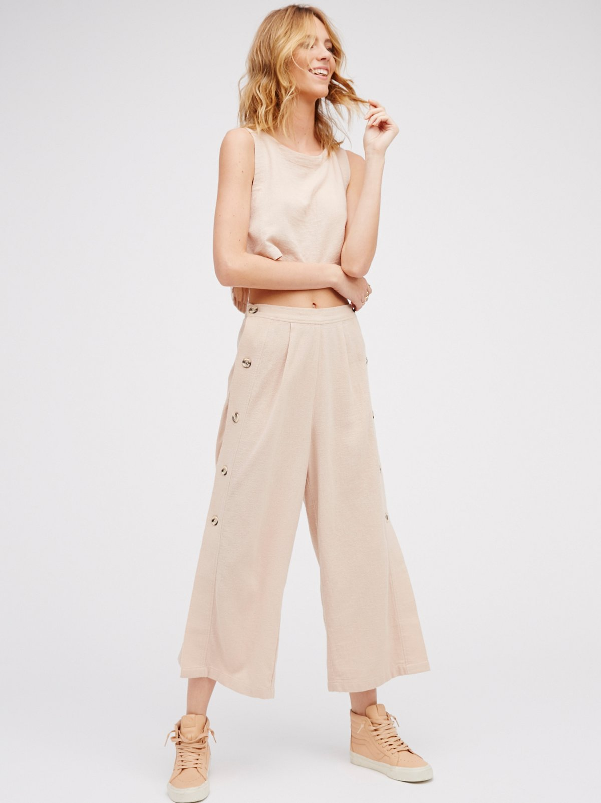The Annika Pants Set