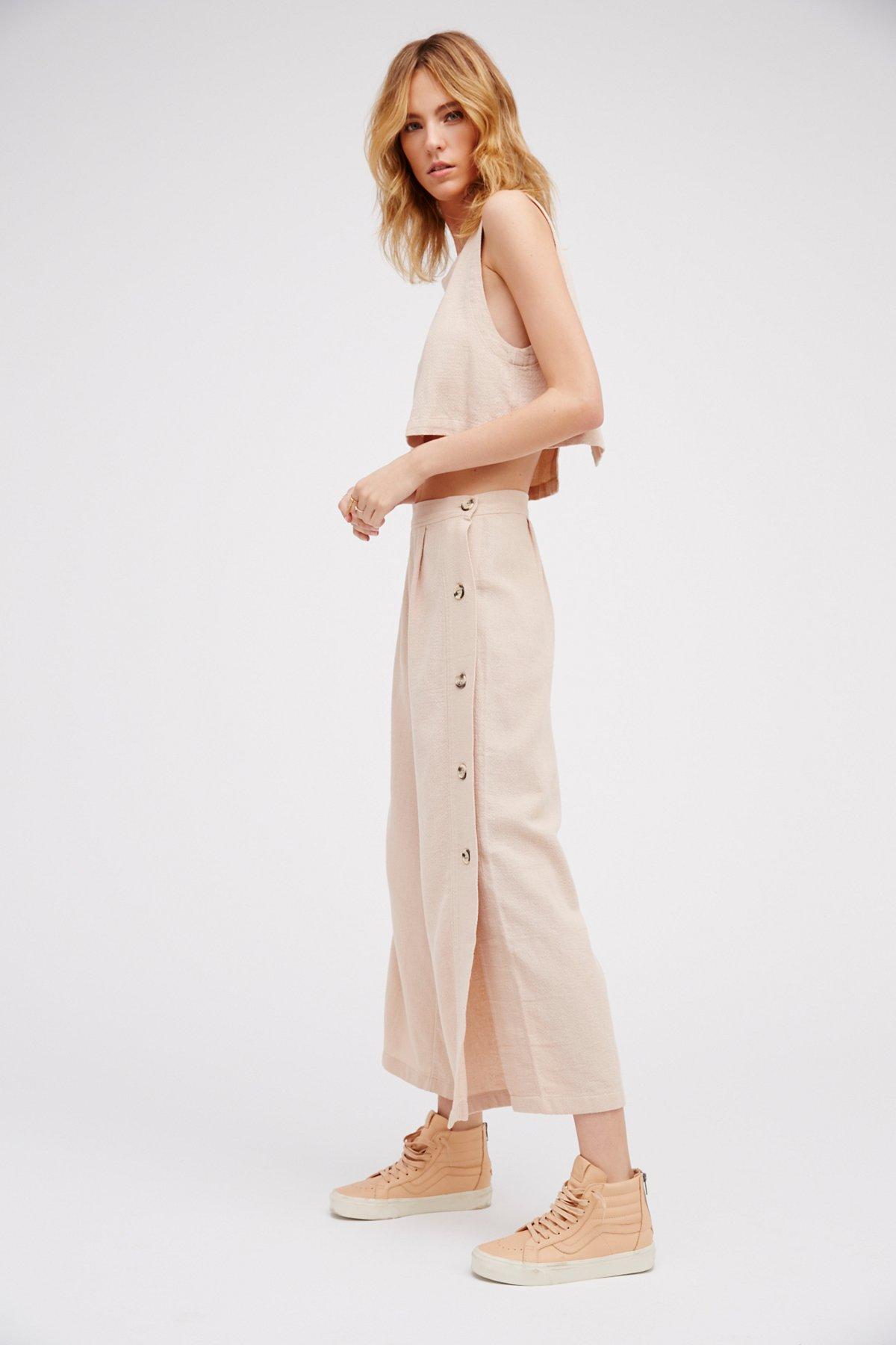 The Annika长裤套装