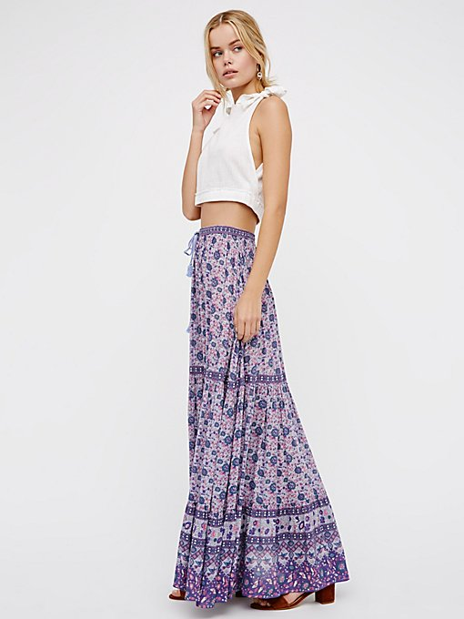 Product Image: Kombi Buttondown Maxi Skirt