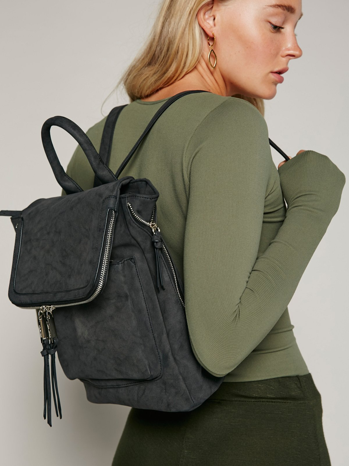 Bowery Vegan Backpack