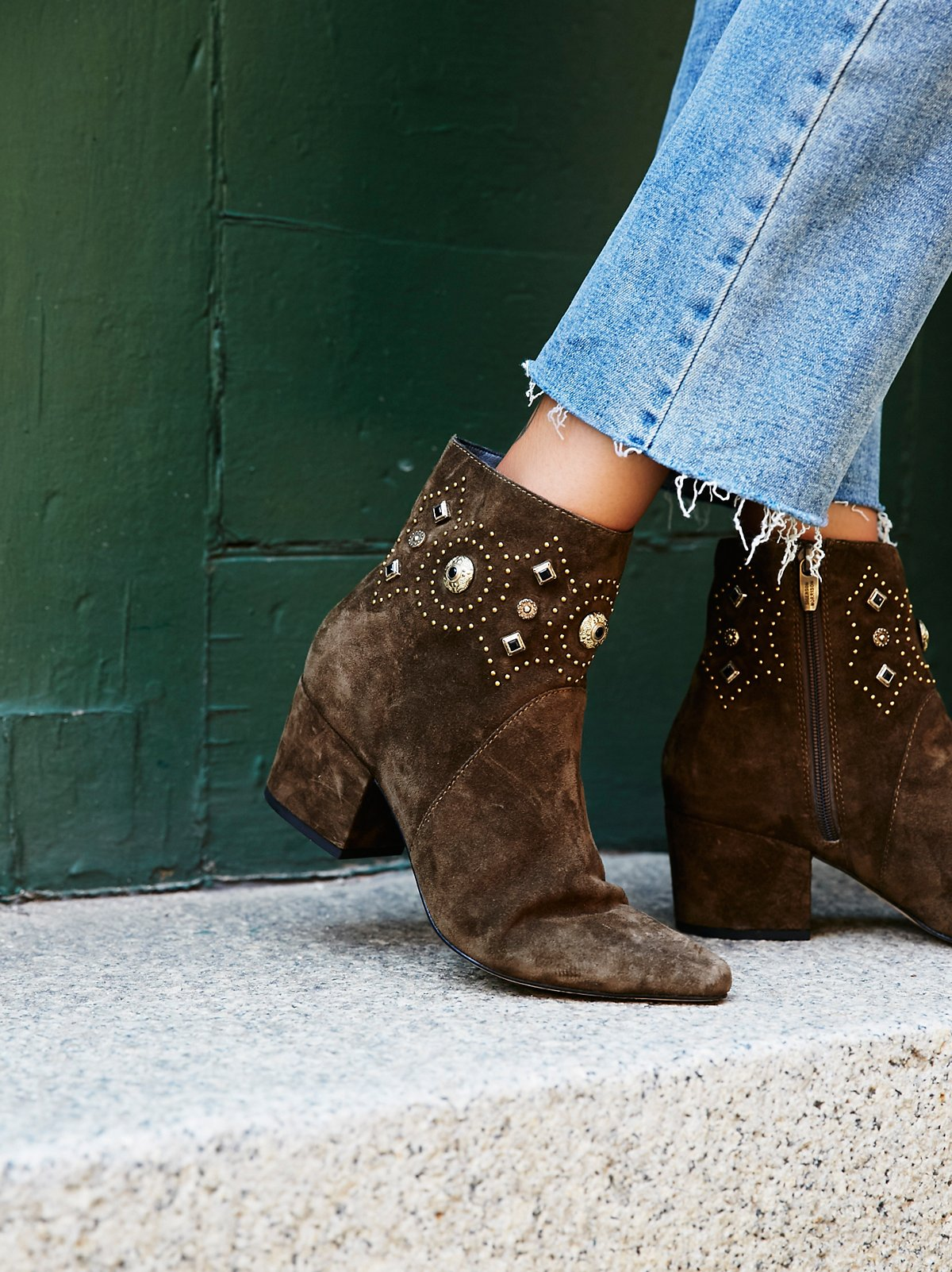 Cailyn Heeled Boot