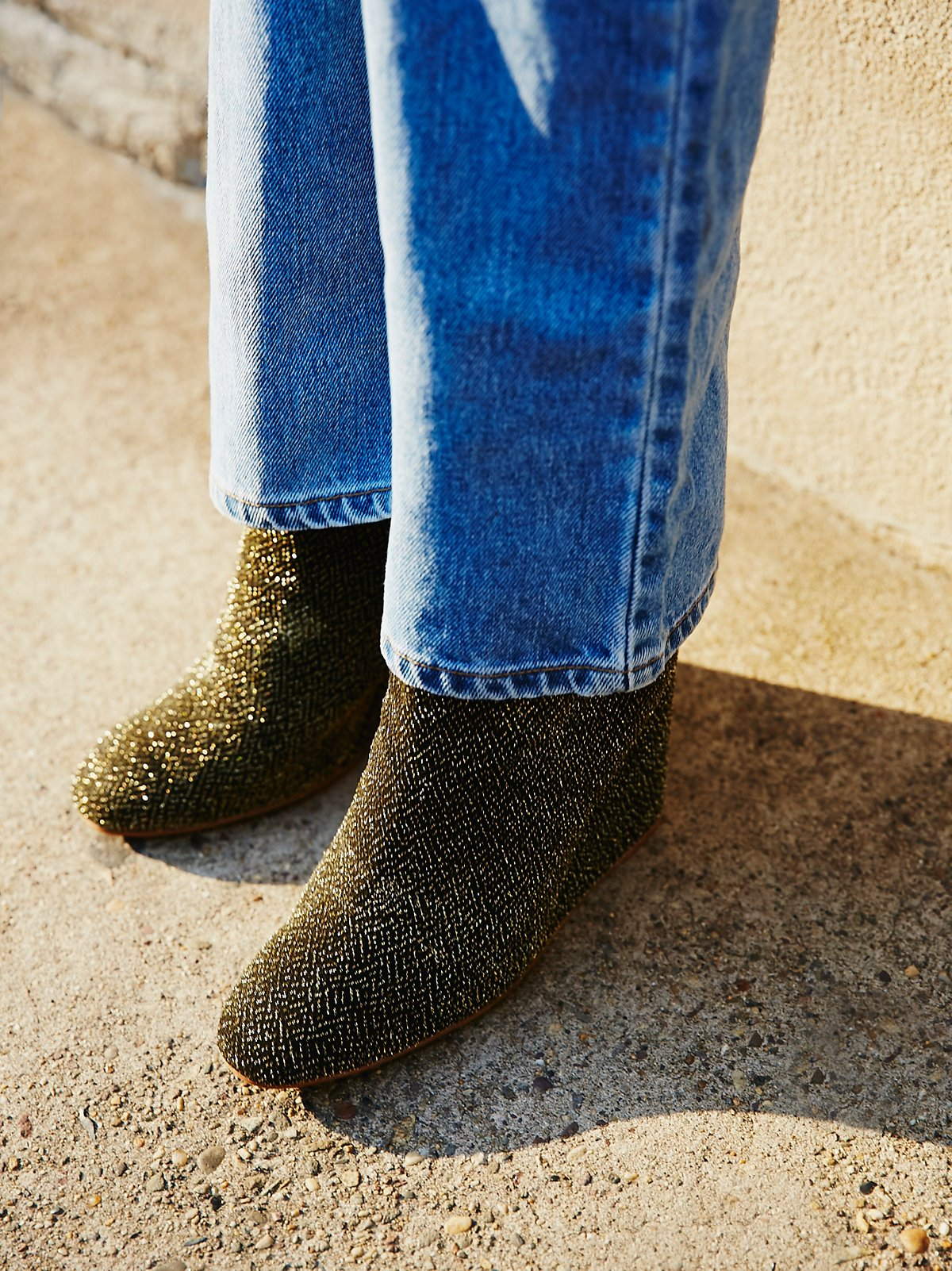 Instant Wedge Boot
