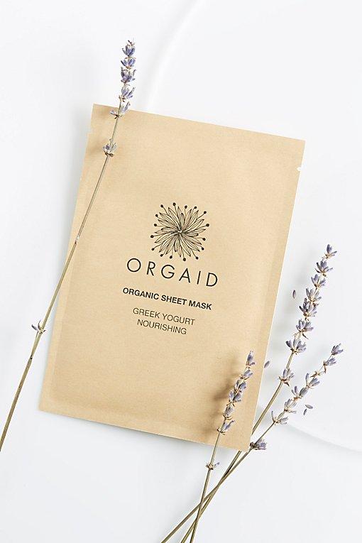 Product Image: Greek Yogurt & Nourishing Organic Mask