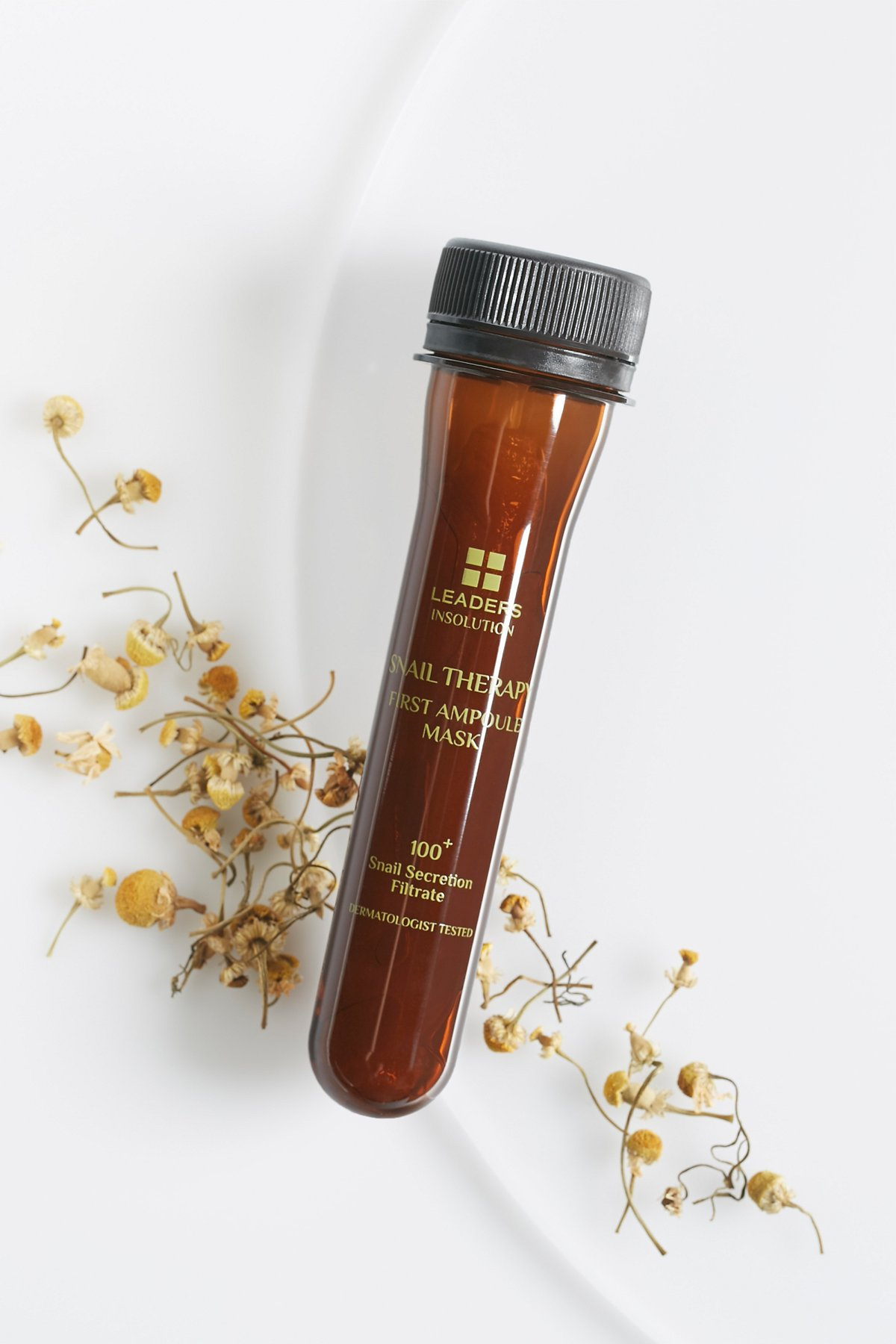 Snail Therapy First Ampoule Mask