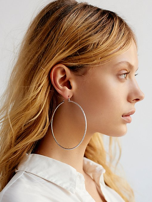 Product Image: Glitter Bomb Hoops