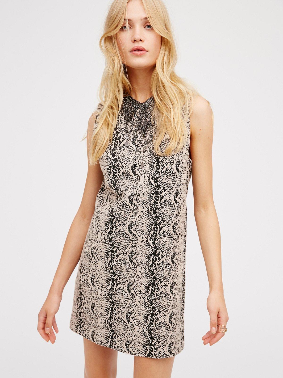 Alice A Line Dress