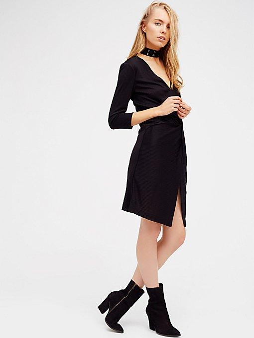 Product Image: Irene Twist Knit Dress