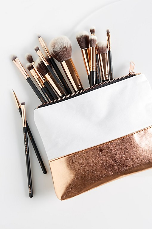 Product Image: Lux Vegan Complete Brush Set