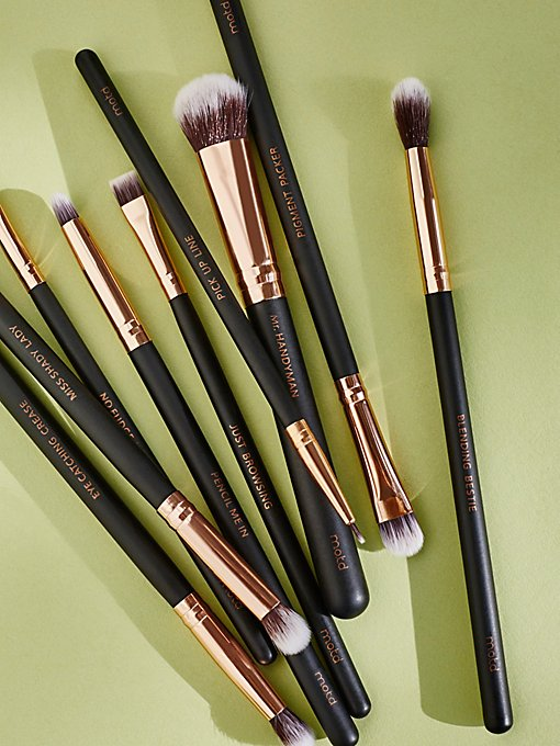 Product Image: Vegan Eye Makeup Brush Set