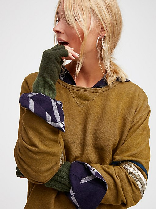 Product Image: Downtown Ribbed Armwarmer