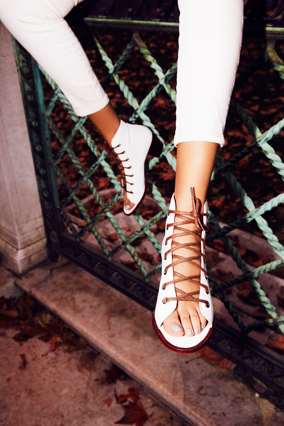 Serenade Lace-Up Boot
