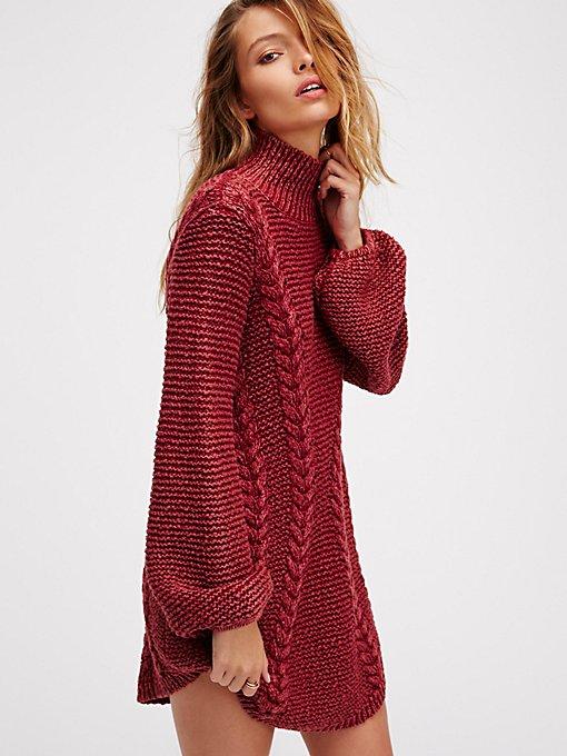 Product Image: Back To Back Sweater Mini