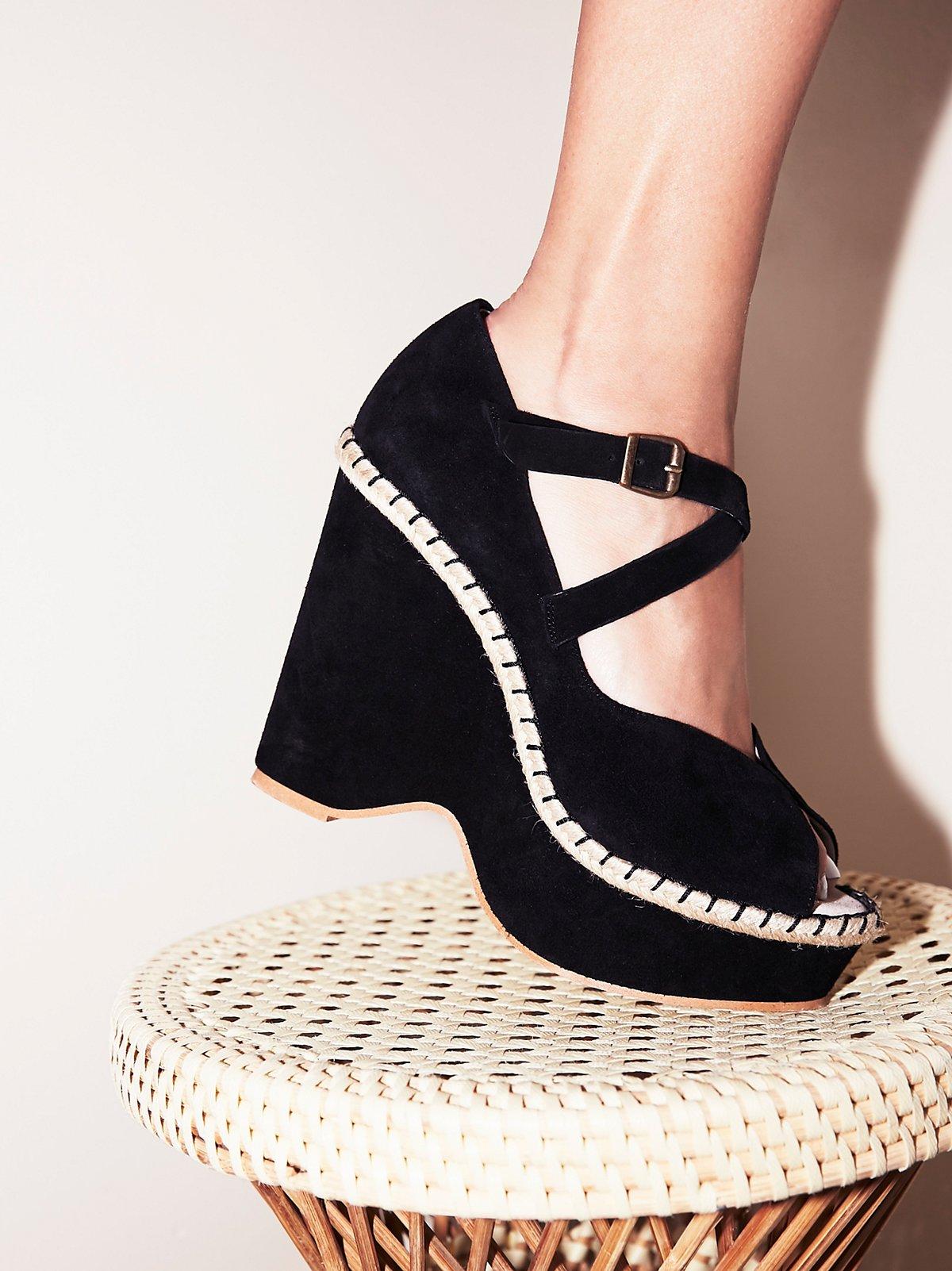 Terrace厚底鞋