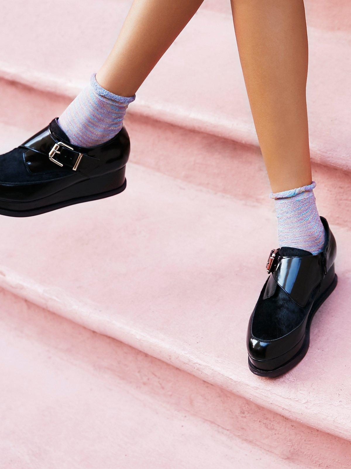 Glimmer Oasis Anklet