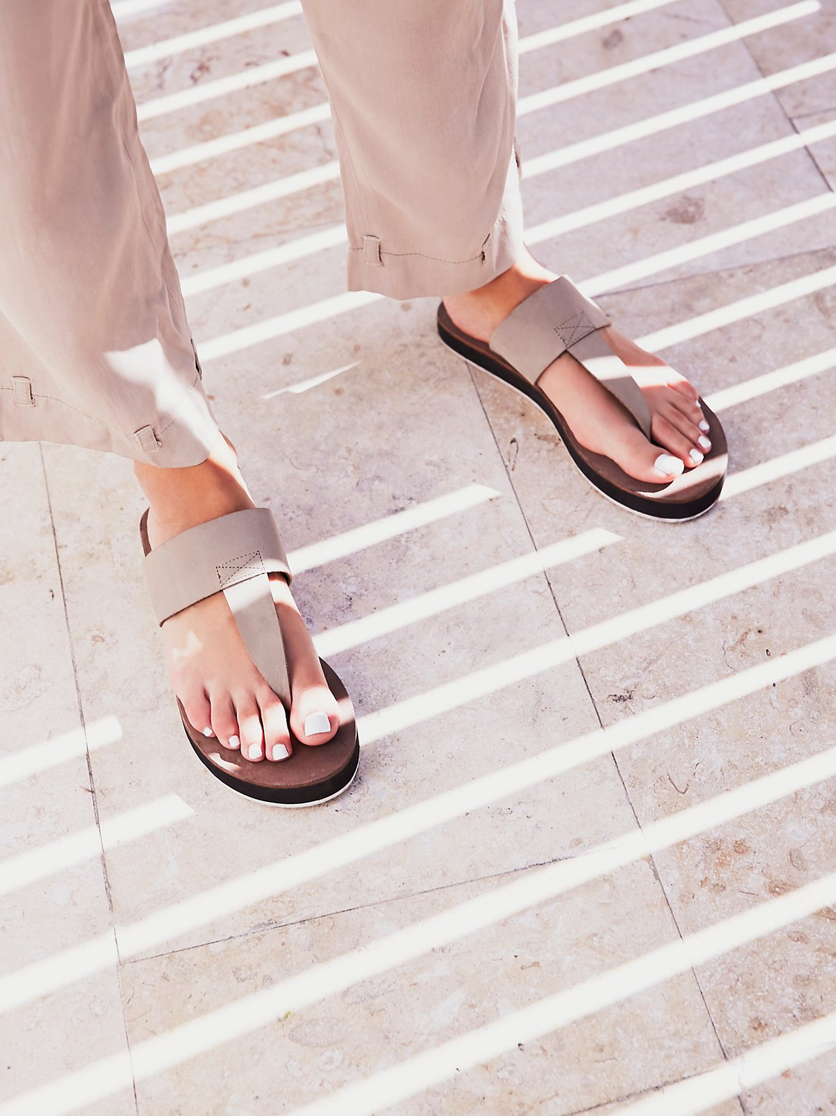 Waterfront Slide Sandal