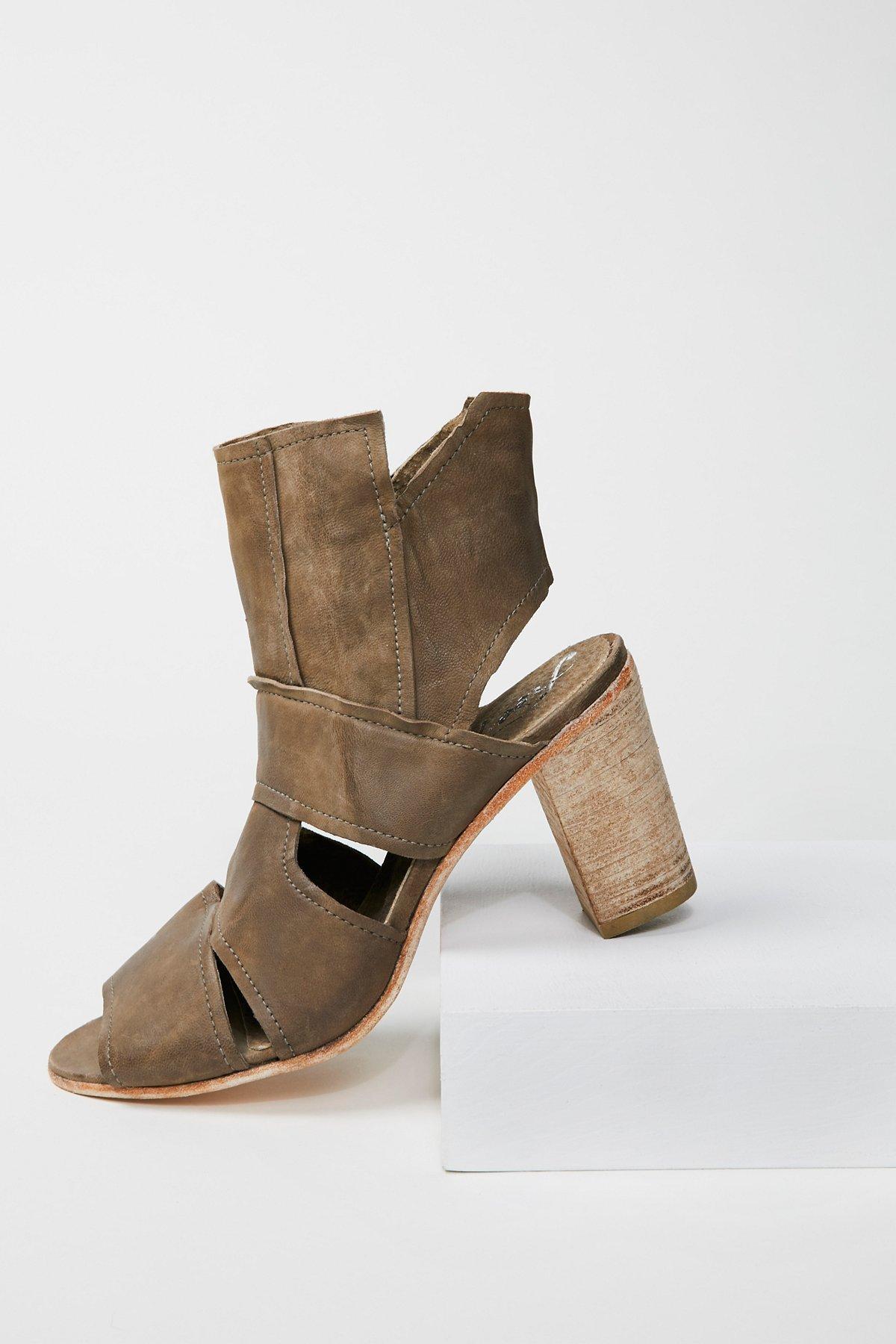 Effie Block Heel