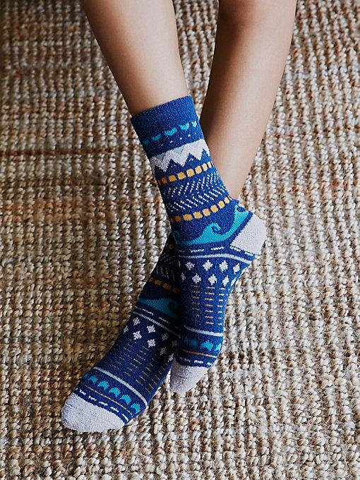 Product Image: Making Waves Slipper Sock