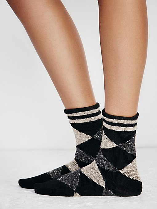 Product Image: Imagery Argyle Sock