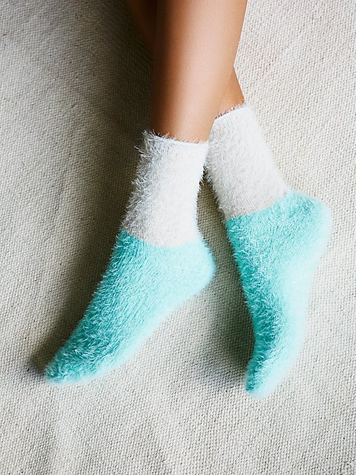 Product Image: In The Clouds Slipper Sock