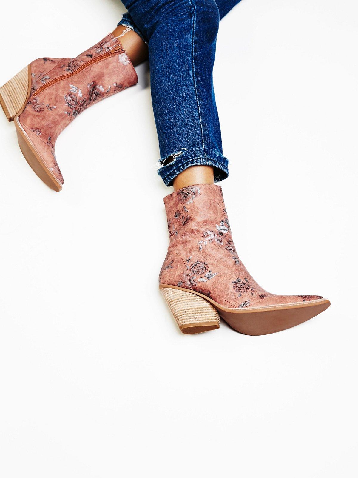 Peyton Ankle Boot