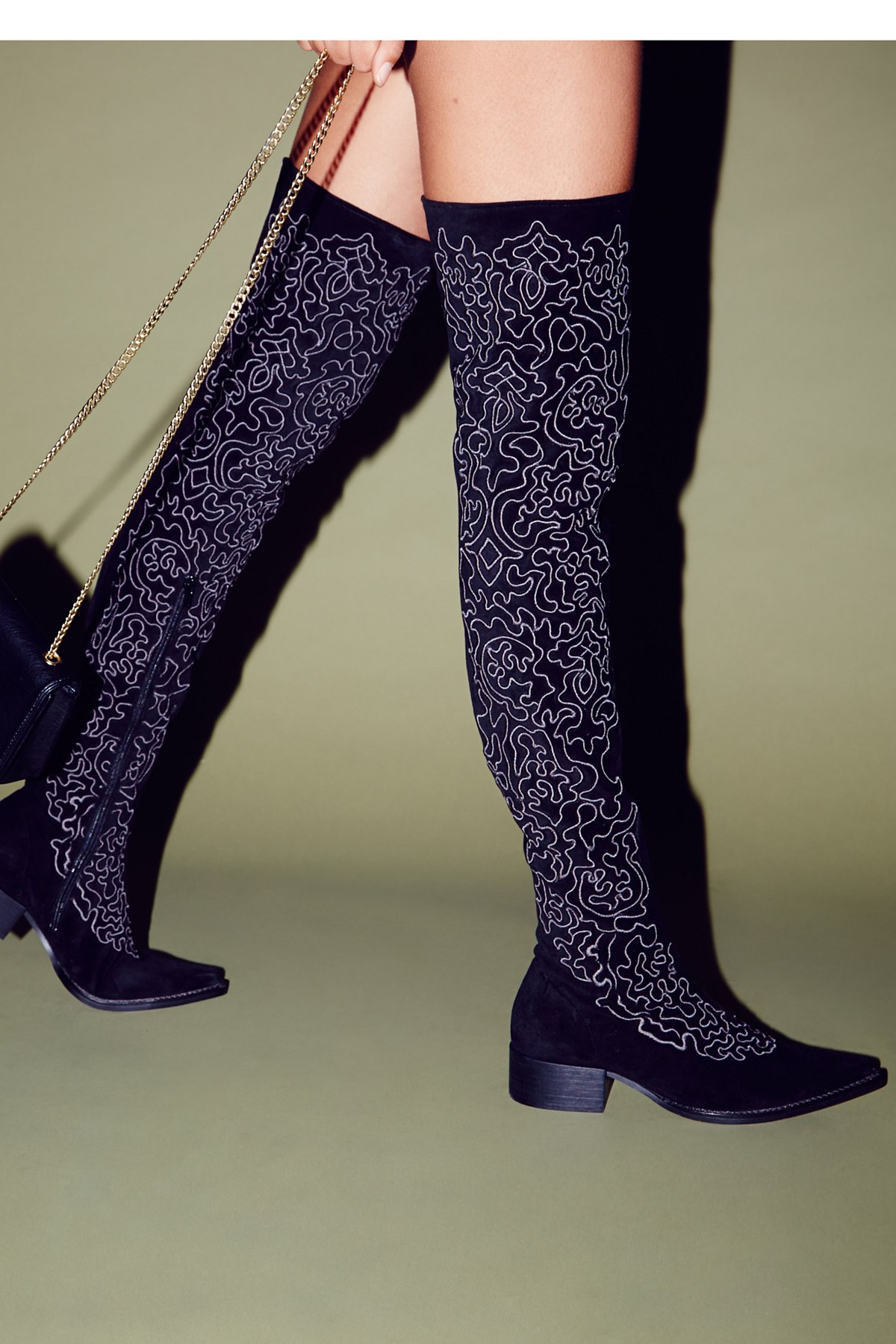 Lex Over the Knee Boot