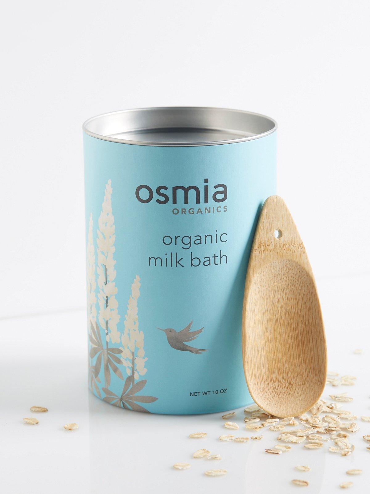 Organic Milk Bath