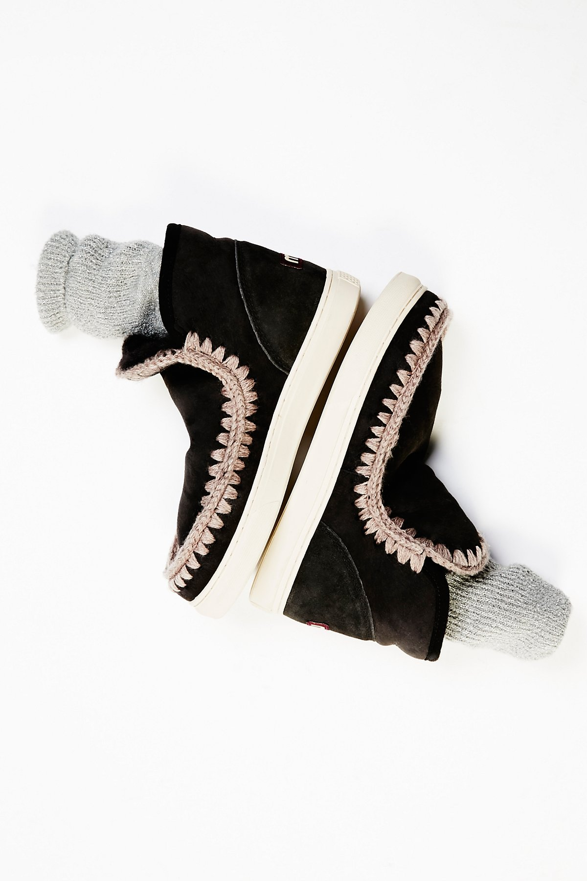 MOU Clear Skies Ankle Boot