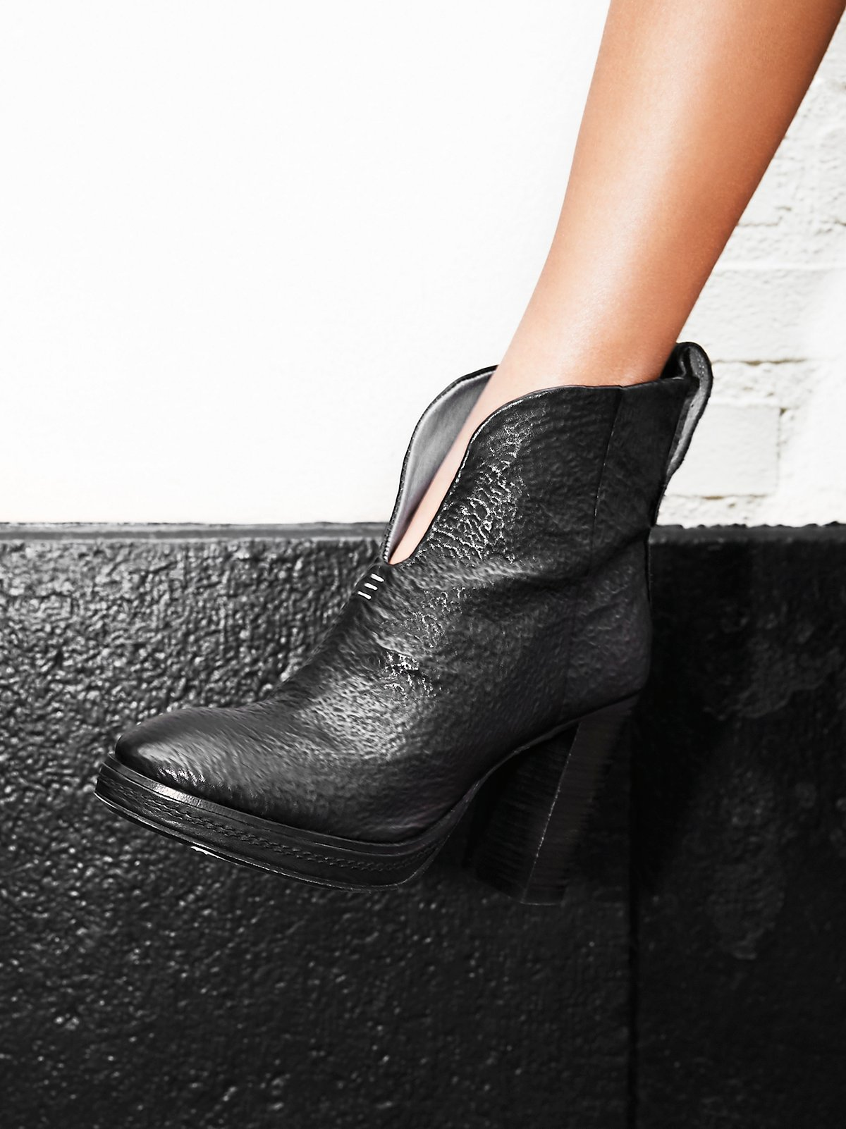 Bolo Bandit Ankle Boot