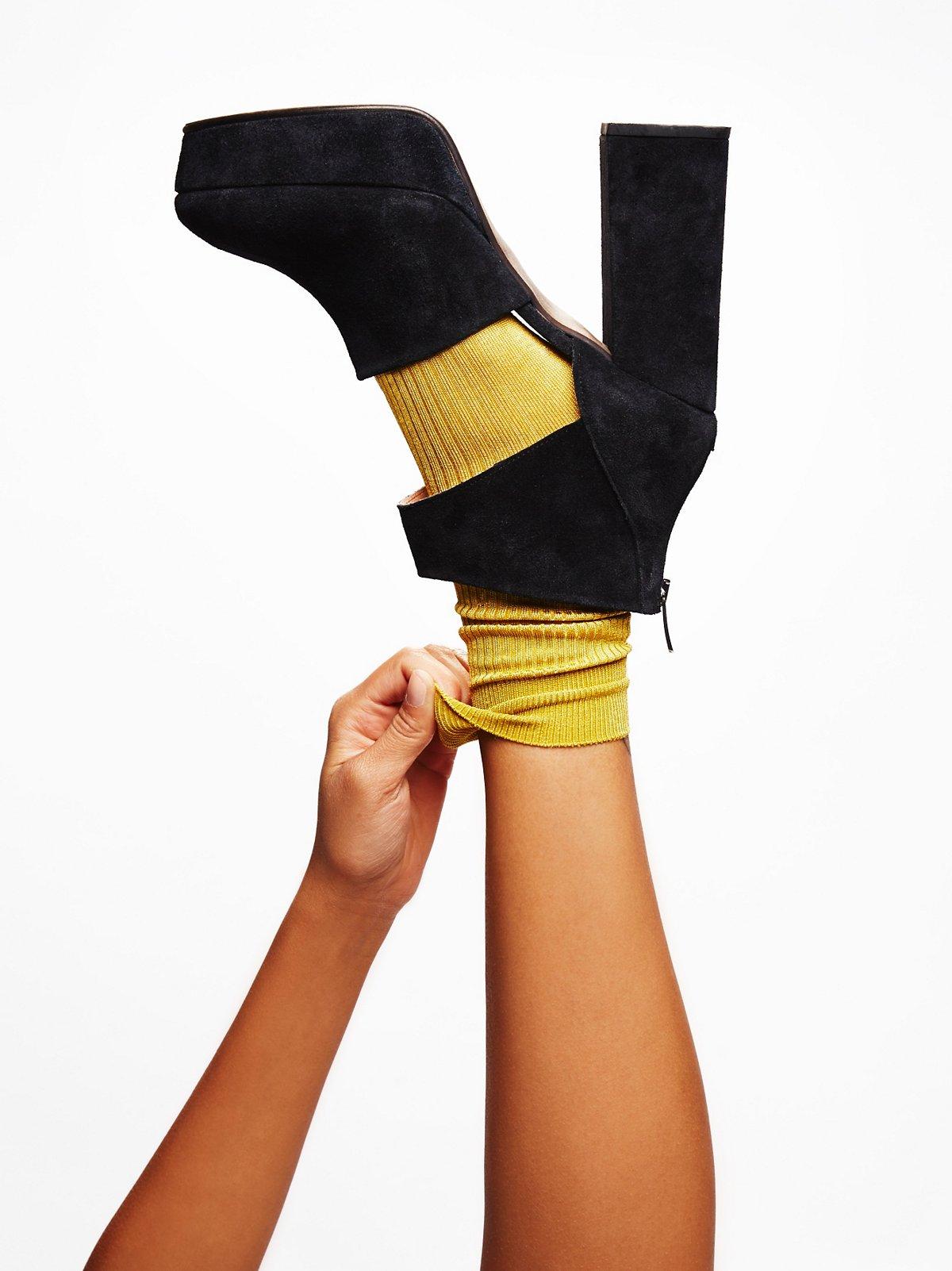 Luxor松糕鞋