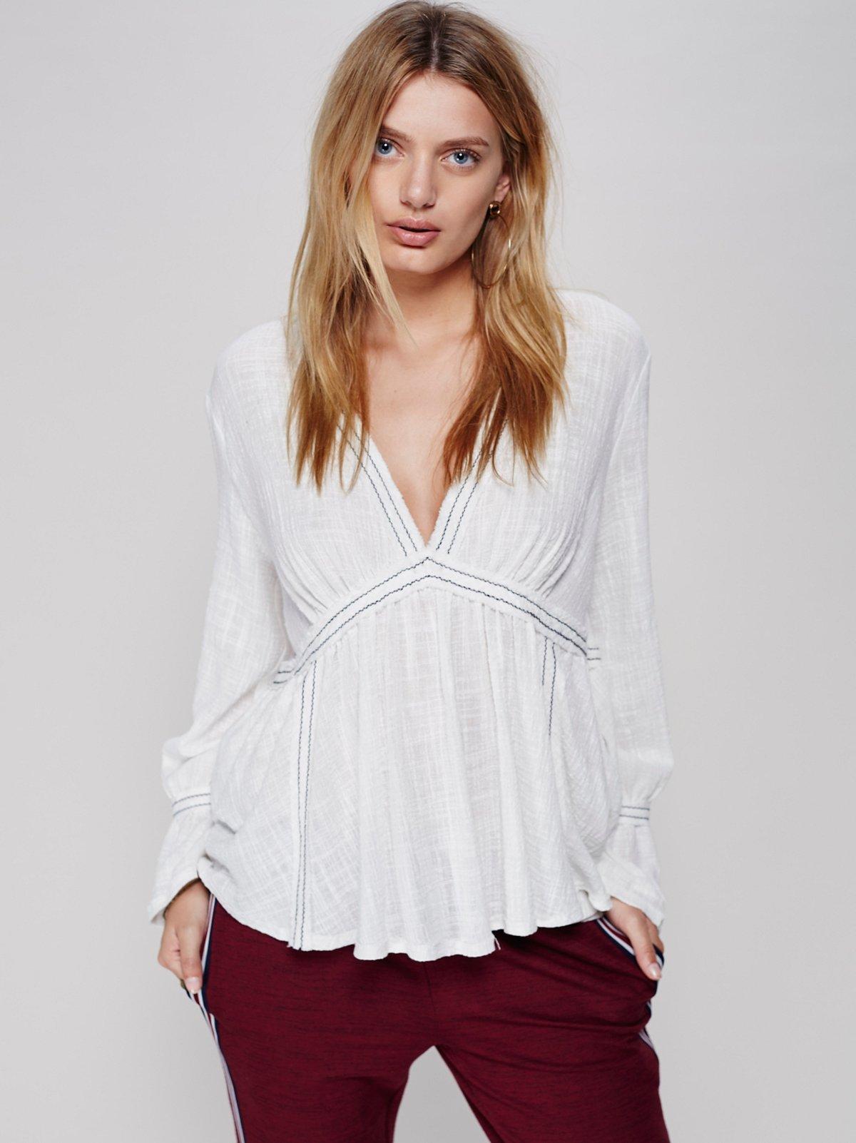 Alexandra罩衫