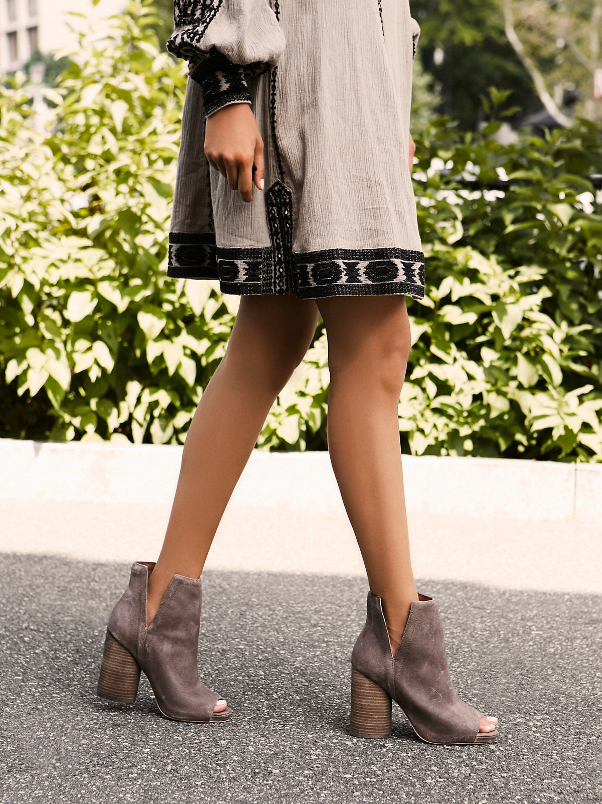 Jeffrey Campbell Infinity Heel Boot At Free People