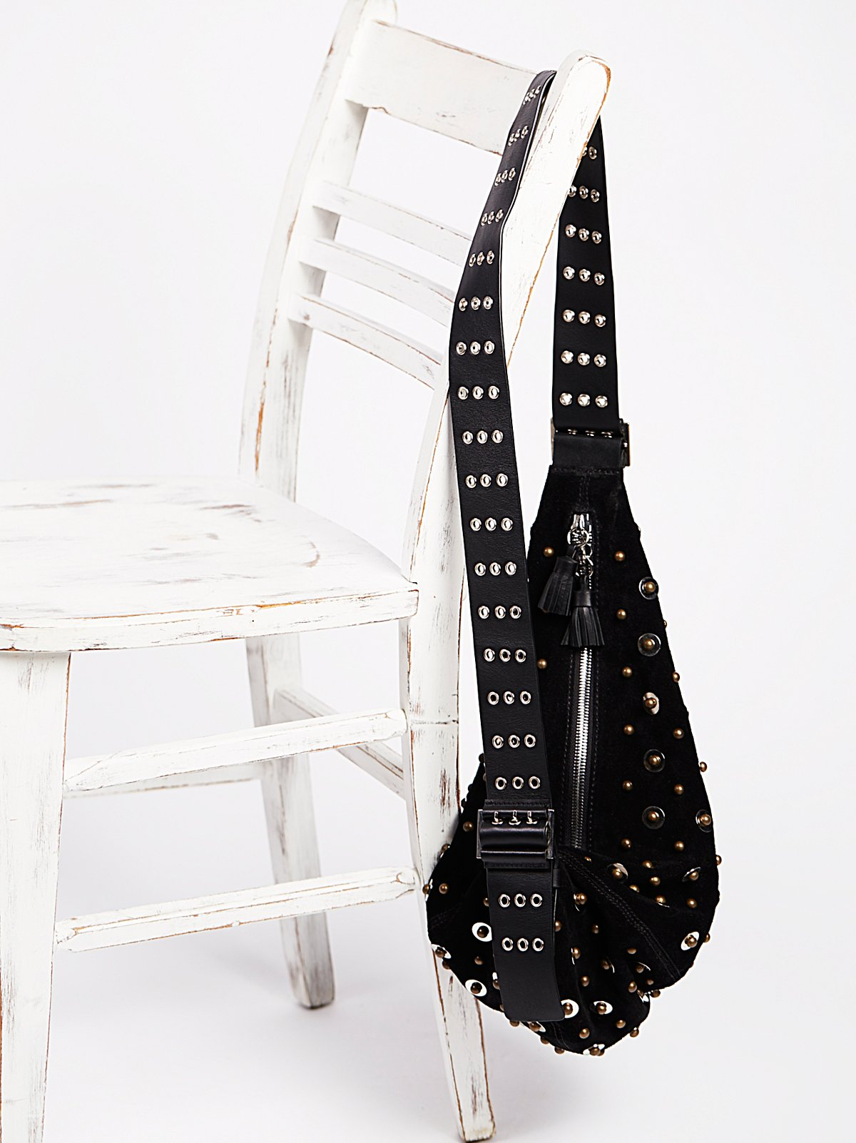 Jett Studded Backpack Sling