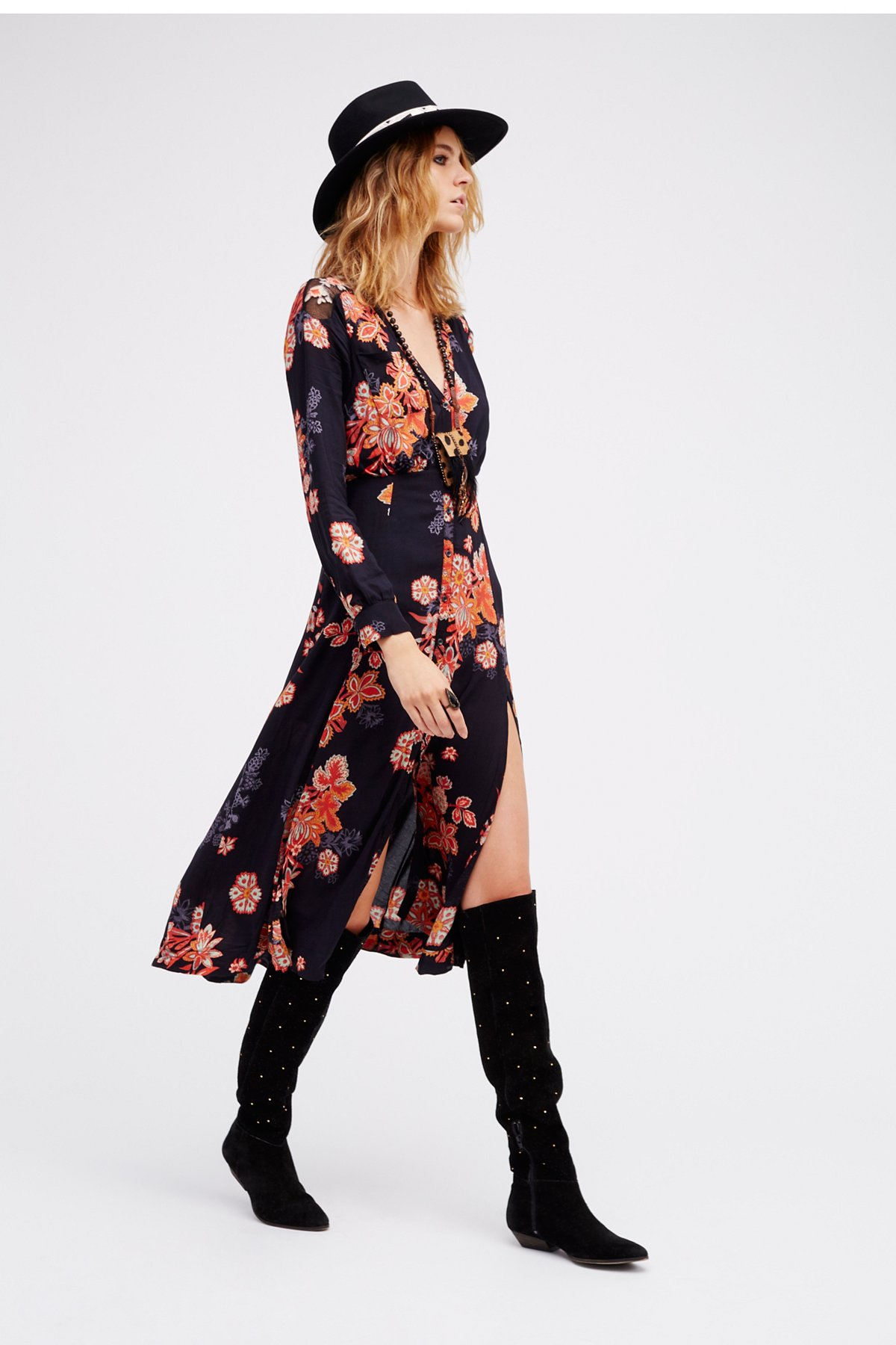 Miranda Midi Dress