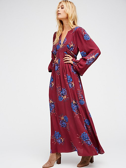 Product Image: Wild Laurel Maxi Dress