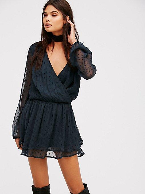 Product Image: Daliah Dropwaist Mini Dress