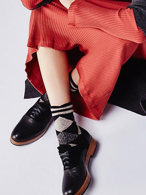 Product Image: San Fran厚底牛津鞋