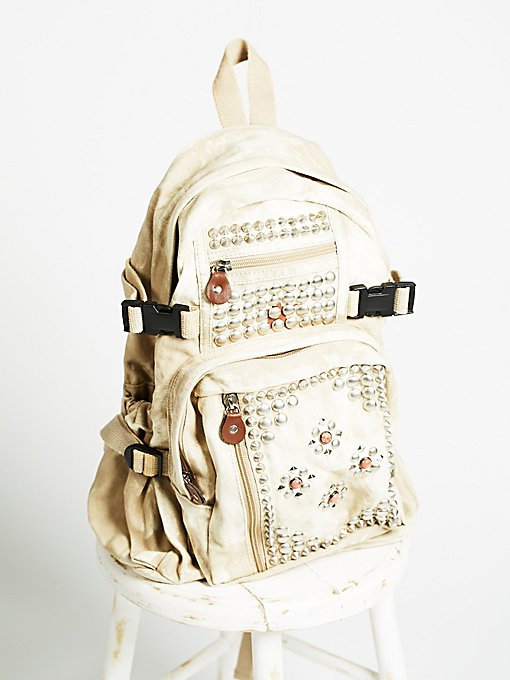 Product Image: Harlow Studded Backpack